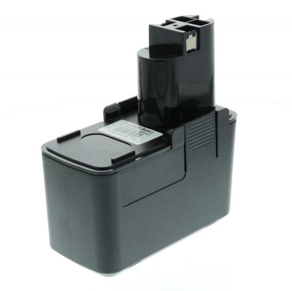 Akku für Bosch ABS, AHS, GBM, GLI, GSB, GSR, PSR, PSB, 12V, 3 Ah, Ni-Mh, BAT011, 2607335055